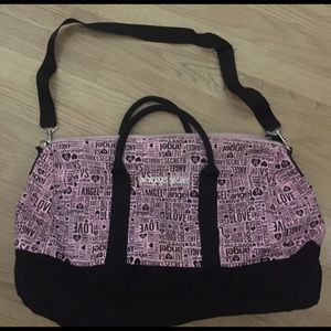 NWOT Victoria Secret Weekender Bag